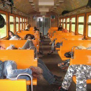 """фото На """"Нашествие"""" отправят дополнительные поезда"""