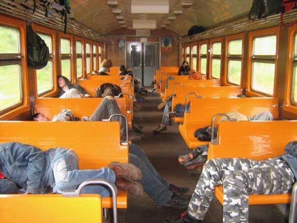 """На """"Нашествие"""" отправят дополнительные поезда"""