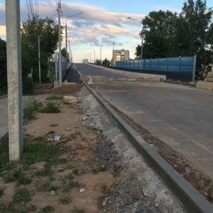 фото В Торжке планируют досрочно открыть отремонтированный путепровод