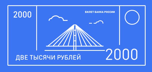 Центробанк России предлагает выбрать символ для новых банкнот
