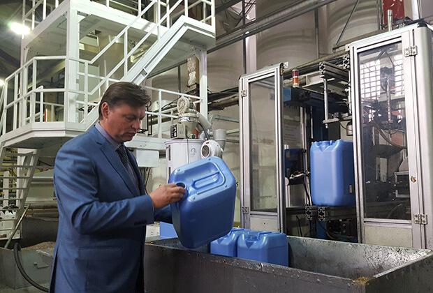 Президент Delfin Group Russia Томас Петровский: наши технологии производства моторного масла опережают отечественные требования на пять-десять лет