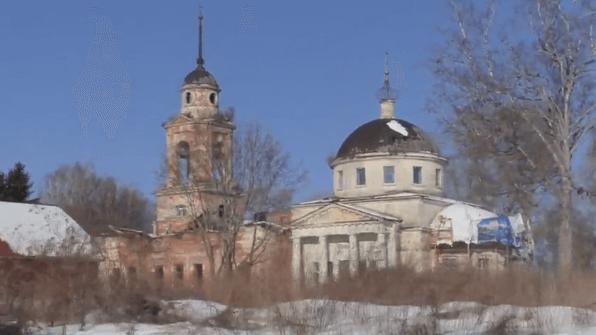 Глебова женская пустынь при Богоявленском храме в Старицком районе нуждается в помощи