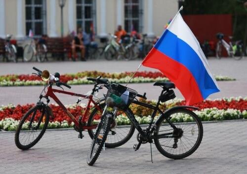 В Торжке продет велоэкскурсия в честь Дня России