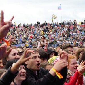 """фото И мы там были - в Тверской области прошел фестиваль """"Нашествие"""""""