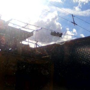 фото В Твери большегруз оборвал троллейбусные провода