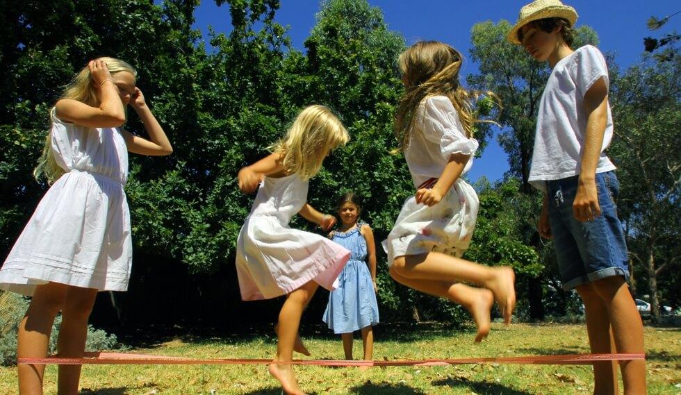 В Твери пройдет семейный фестиваль дворовых игр