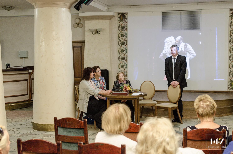 В Тверском театре драмы перед стартом сезона состоялся традиционный сбор труппы