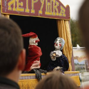 """фото Под Тверью прошел традиционный молодежный фестиваль """"Новолетие в Пречистом бору"""""""