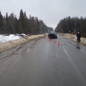 фото В 17 ДТП на территории области 3 человека погибли и 20 человек получили травмы