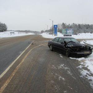фото В 3 ДТП на территории Тверской области 1 человек погиб и 2 человека получили травмы