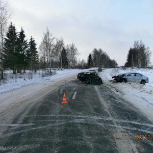 фото 29 ноября в 3 ДТП на дорогах области пострадали 3 человека