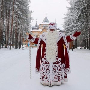 фото В Твери отпразднуют День рождения Деда Мороза
