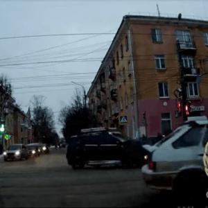 фото Водитель, уехавший с места ДТП в Твери, найден (Видео)