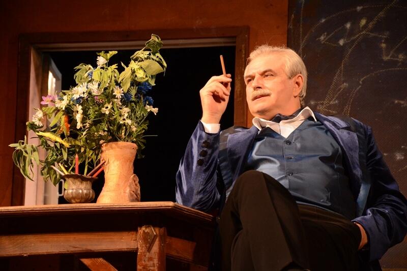 Ушел из жизни заслуженный артист России и ведущий актер Тверского театра драмы Борис Лифанов