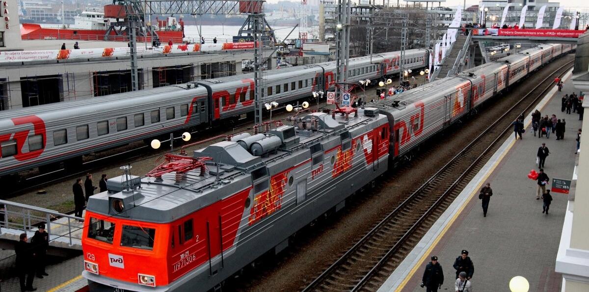 Поезда будут ходить по новому графику