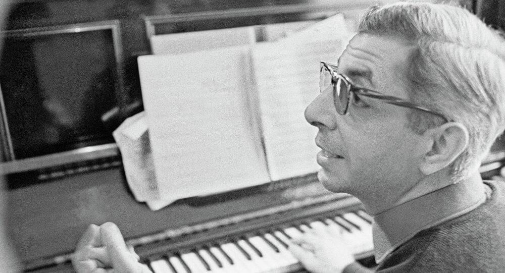 В Твери пройдет концерт к 85-летию со дня рождения М.Таривердиева