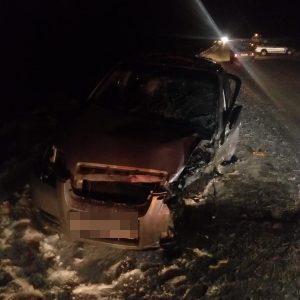 фото В первый день зимы в 3 ДТП на территории области пострадали 7 человек