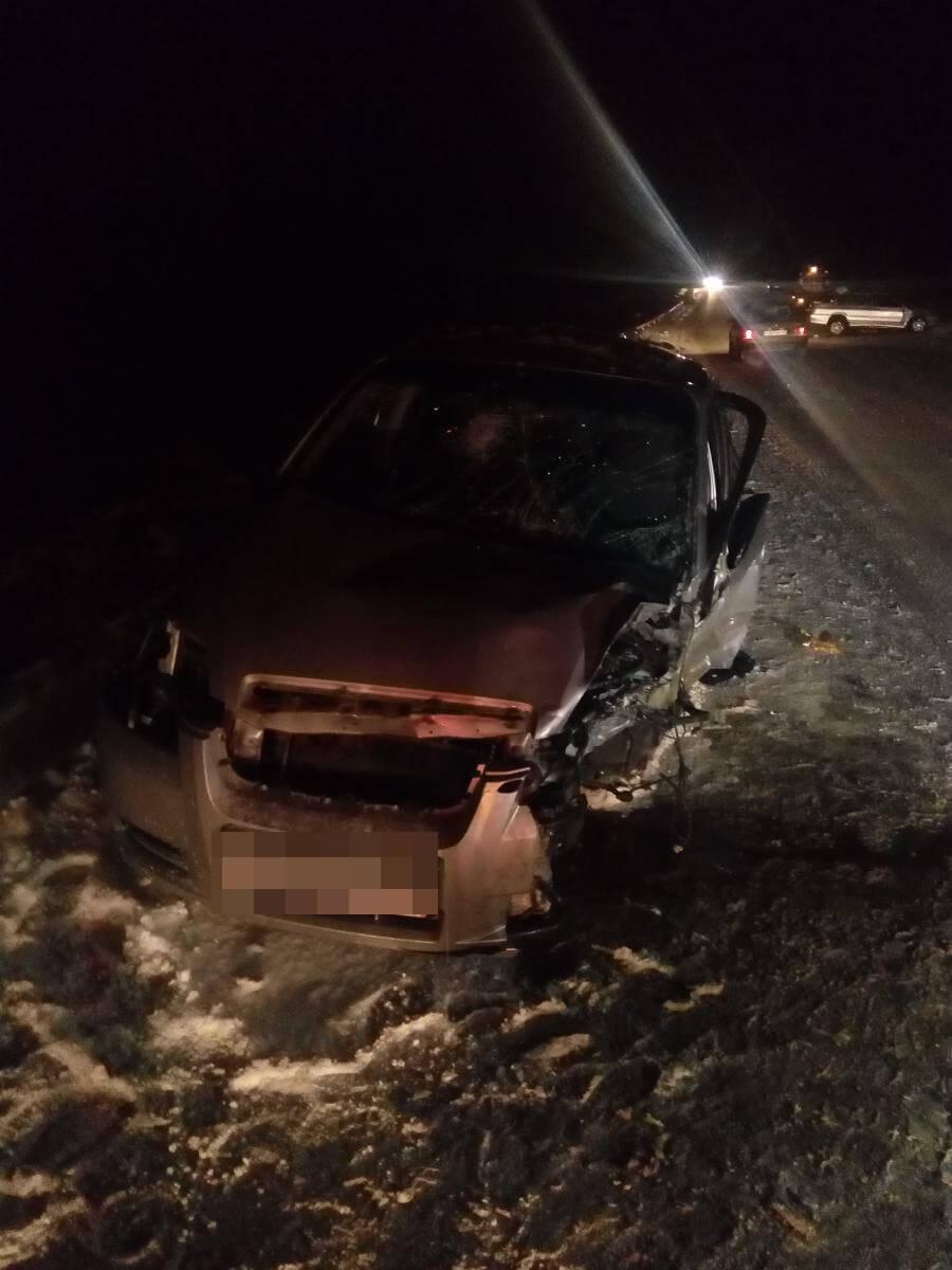 В первый день зимы в 3 ДТП на территории области пострадали 7 человек