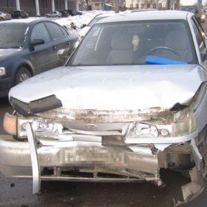 фото В последний день ноября на дорогах Твери пострадал 1 человек