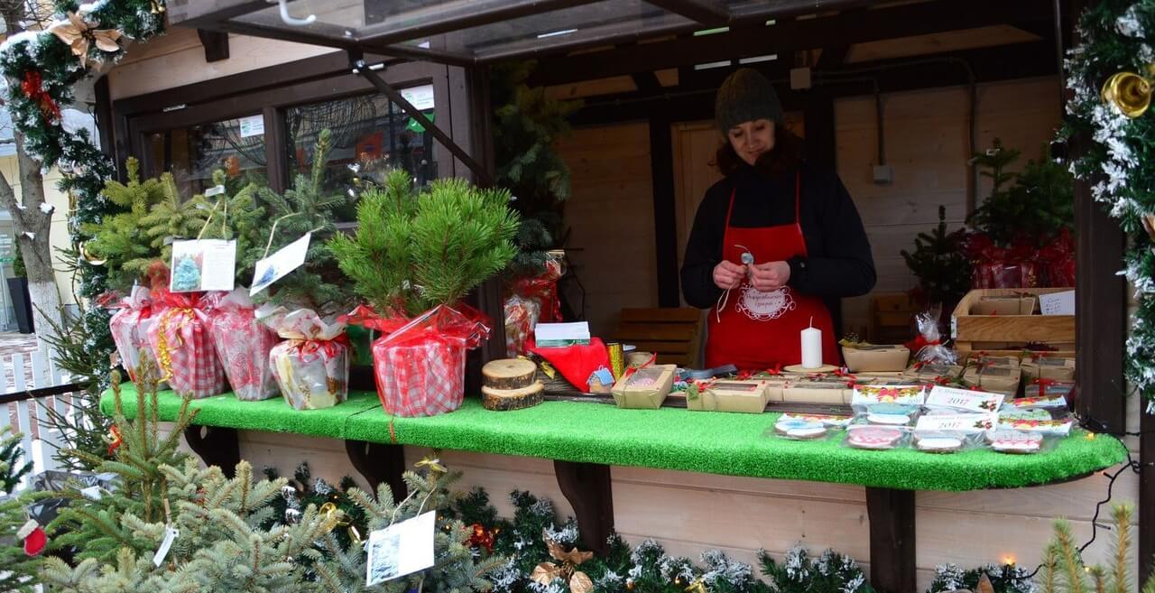 """На новогодних каникулах в Твери будет работать """"Рождественская ярмарка"""""""