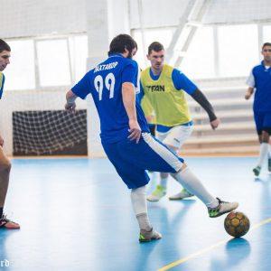 фото В Твери стартовала мини-футбольная «Битва районов»