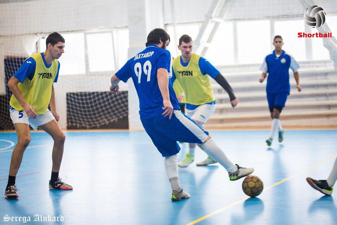 В Твери стартовала мини-футбольная «Битва районов»