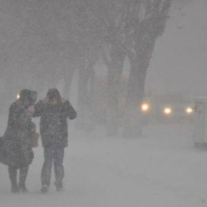 фото Жителей Тверской области предупреждают о сильной метели