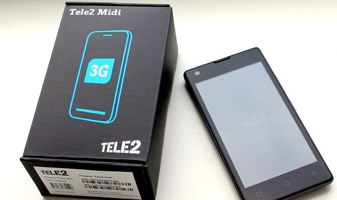 Недорогой смартфон от Теле2 теперь поддерживает 4G