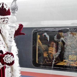 фото РЖД усилит меры безопасности в новогодние праздники