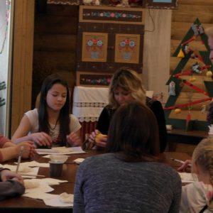 фото Новогодние праздники в музеях Твери