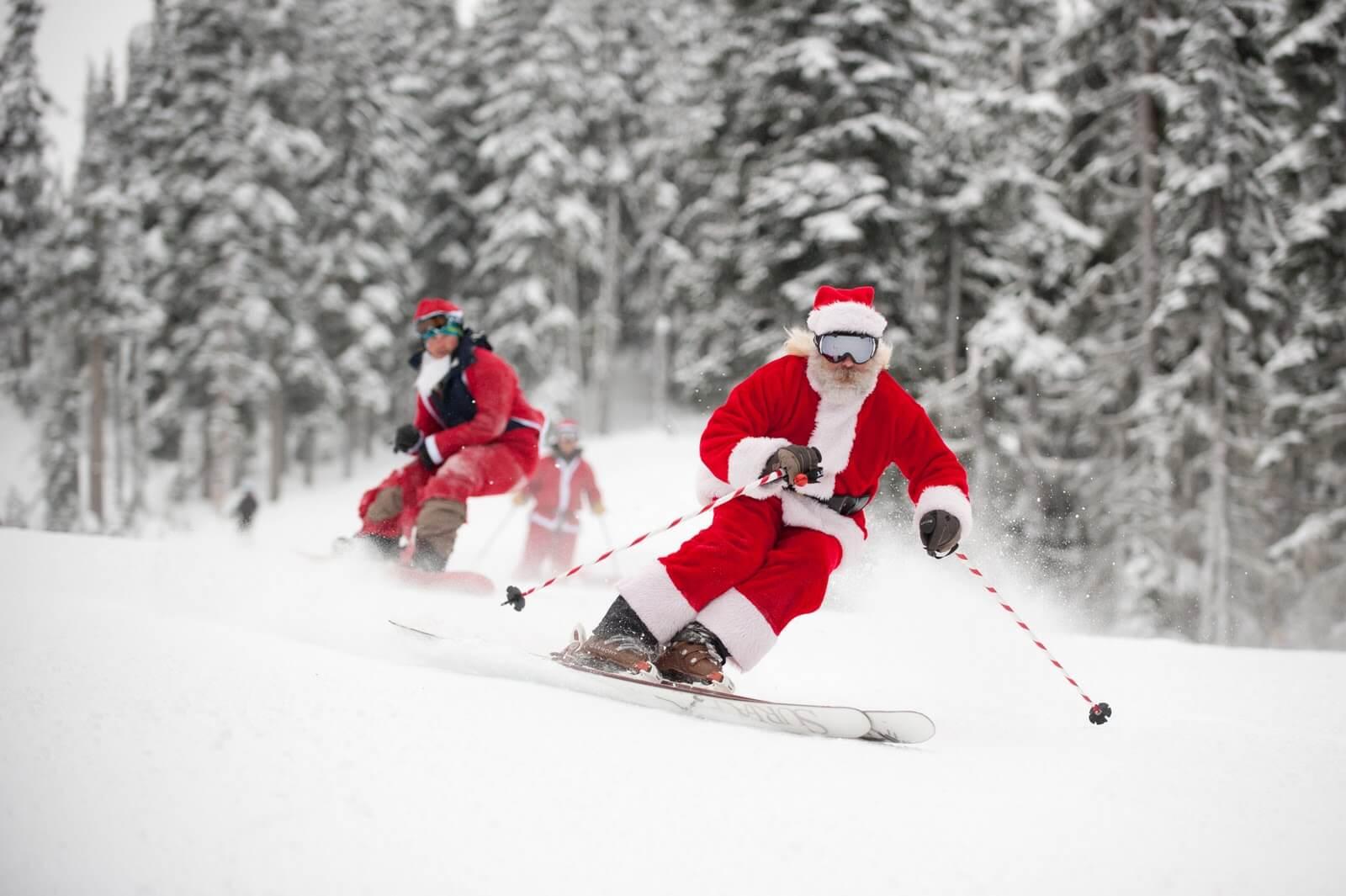 Новогодние каникулы для любителей спорта