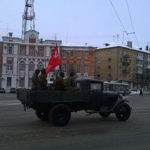 фото В Твери празднуют День освобождения Калинина