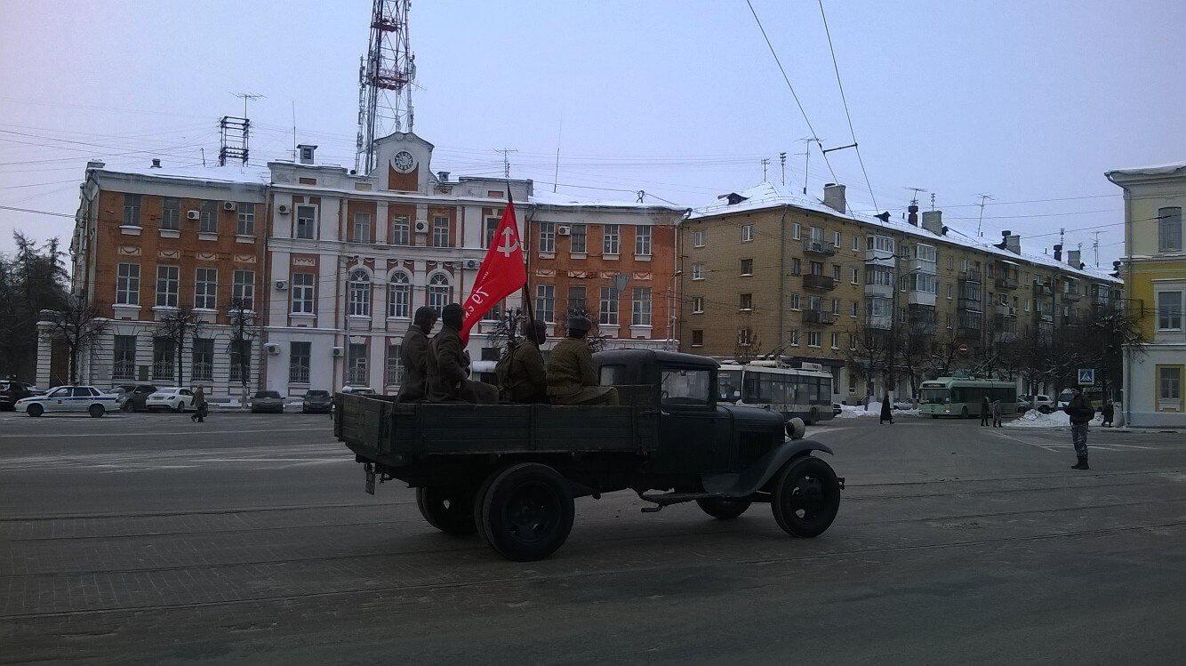 ВТвери возникла площадь имени маршала Георгия Жукова