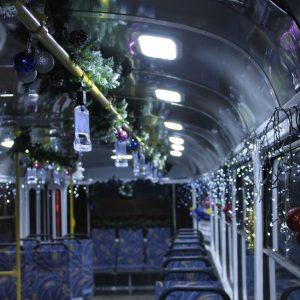 фото Как будет работать общественный транспорт в Твери в новогодние праздники