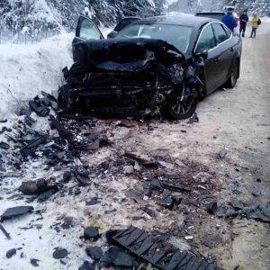 фото В ДТП в Тверской области пострадали 7 человек