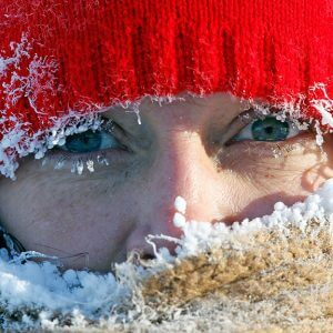 фото Жителей области предупреждают об аномально низкой температуре