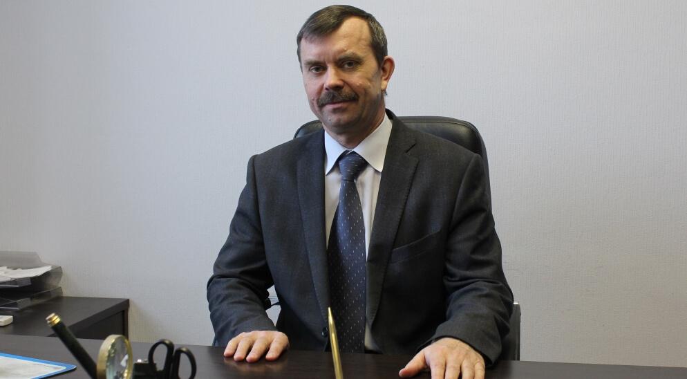 Министром лесного хозяйства Тверской области назначен Валерий Барышков