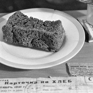 """фото Тверичи отведают """"блокадный хлеб"""""""