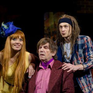 фото В Тверском театре драмы отметят юбилей народного артиста России Леонида Брусина
