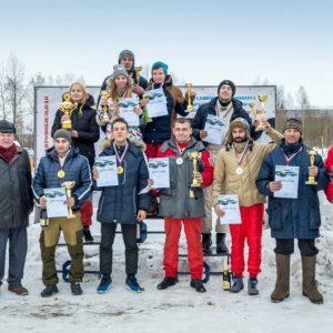 """фото В Твери прошли соревнования по автокроссу в классах """"Д2 юниор"""", """"Д2 классика"""" и """"Супер 1600"""""""