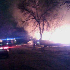 фото В Твери взорвался частный дом