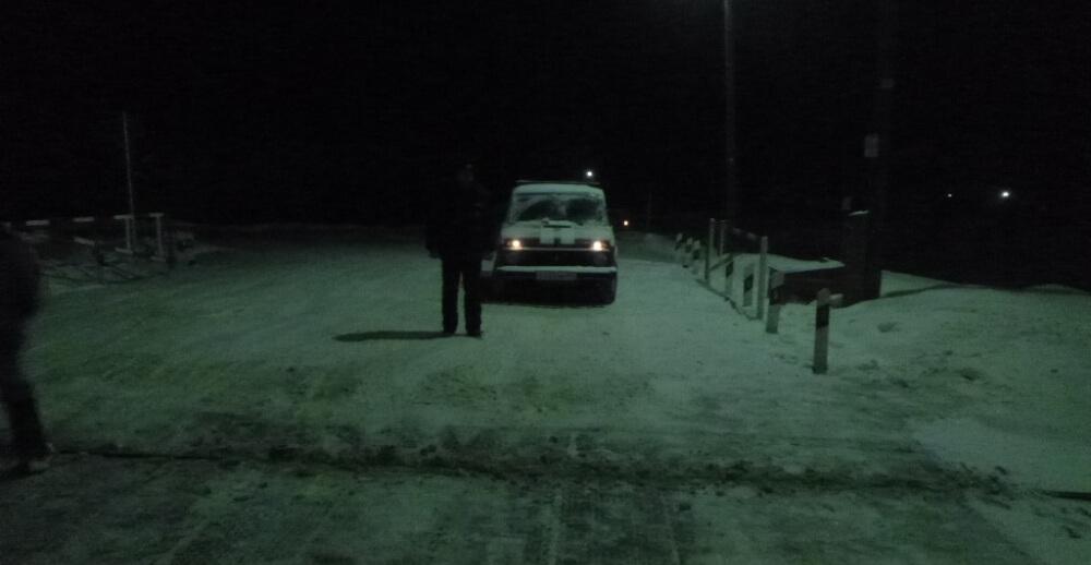 В Тверской области столкнулись товарный поезд и легковушка