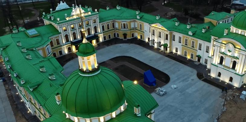 Ученики 8-11 классов школ Тверской области бесплатно посетят Императорский дворец
