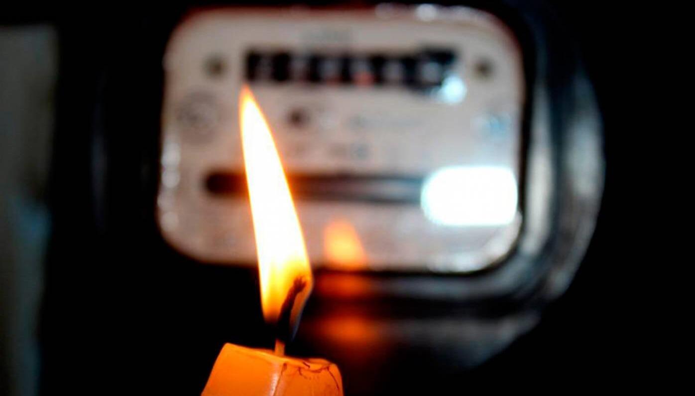 В Кимрском районе произошло экстренное отключение электричества