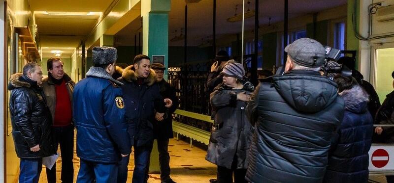 Жильцам сгоревшего в Конаково дома помогут с новым жильем