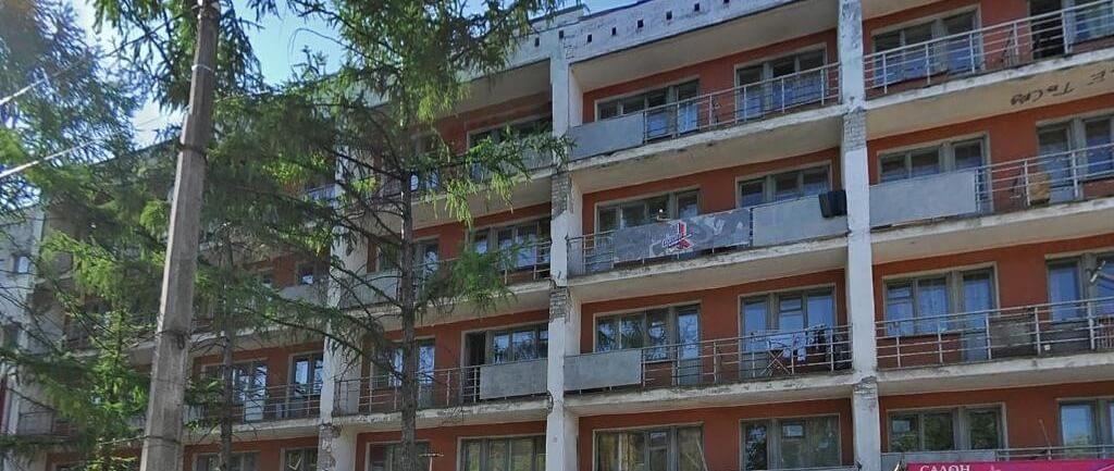 В здании одной из гостиниц Твери произошел пожар