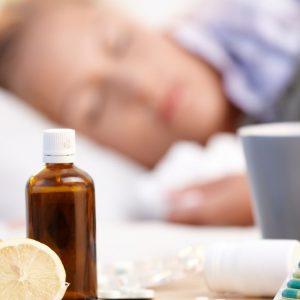 фото В Тверской области за неделю гриппом и ОРВИ заболели более 13 тысяч человек