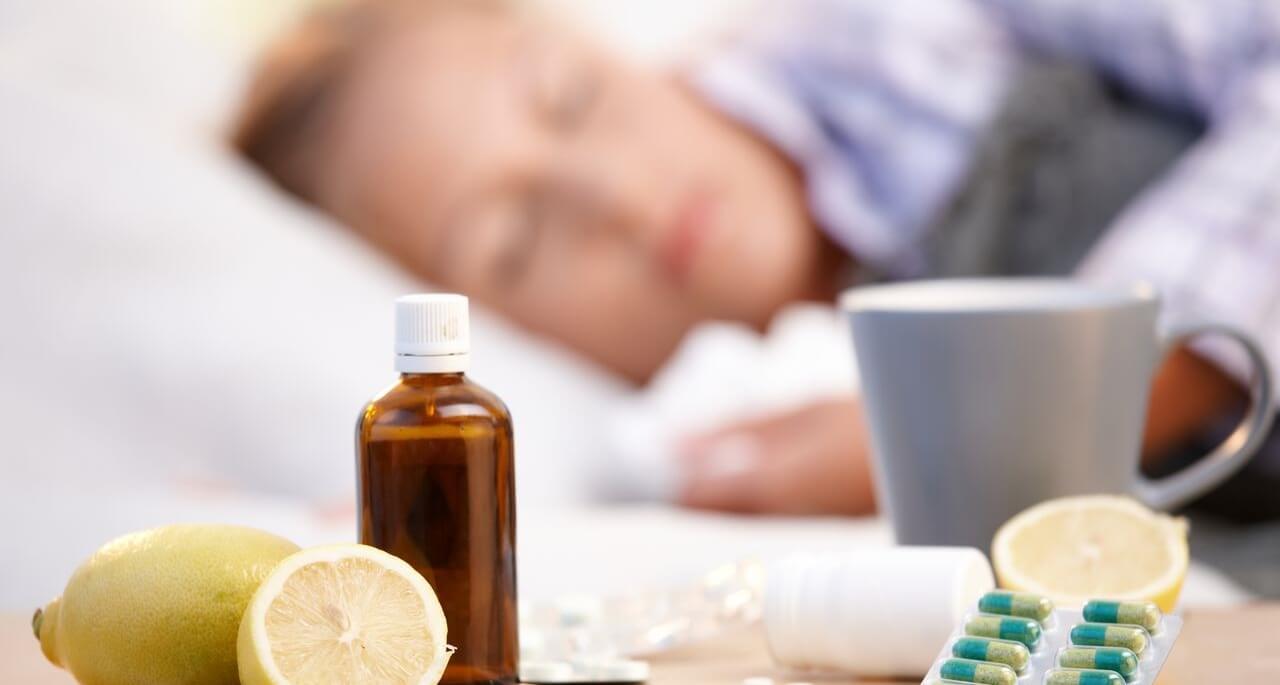 В Тверской области за неделю гриппом и ОРВИ заболели более 13 тысяч человек