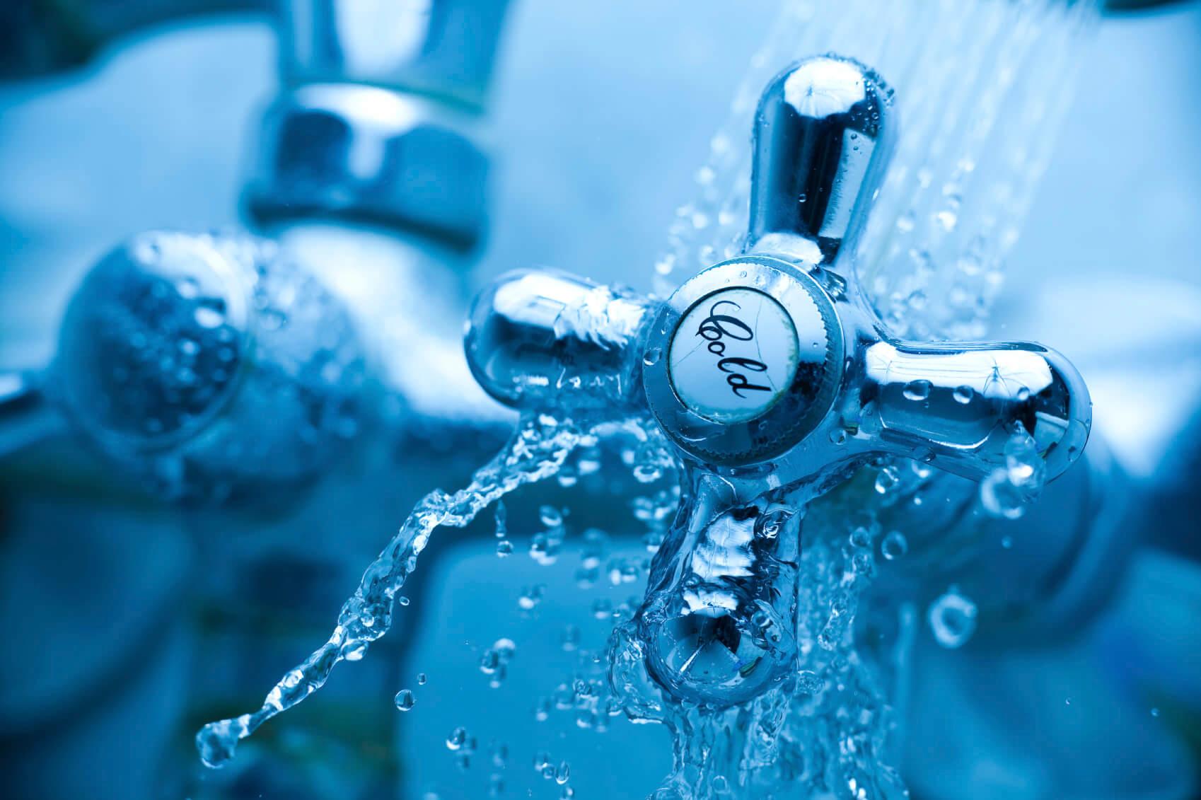 Бологое осталось без холодной воды