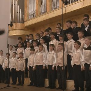 Конаковский хор мальчиков на Всероссийском фестивале хоров